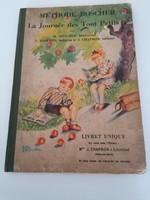 Francia ABC-s könyv 1955