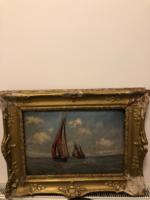 Edvi Illés szignóval gyönyörű festmény !