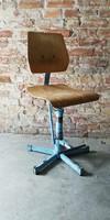 Bosch típusú ipari szék, állítható szék, loft
