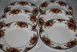 Royal Albert lapos tányérok