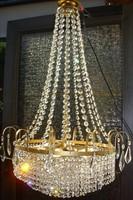 Swarovski kristálycsillár 85cm