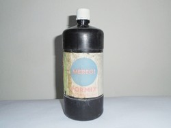 Retro FORMIX háztartási sav műanyag flakon - CAOLA gyártó - 1970-es évekből