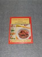 'Jane Adams: Mikrohullámú szakácskönyv FŰSZERES ÉTELEK c. könyv 1995 (1)