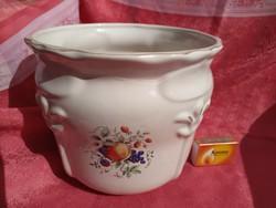 Gyönyörű porcelán kaspó