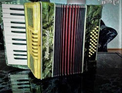 """Alfred Arnold"" tangóharmonika"
