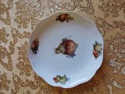 Rosenthal porcelán gyümölcsös tányér 21 cm