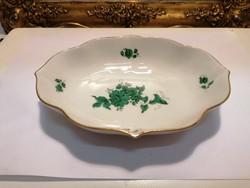 Bécsi Altwien porcelán tálka