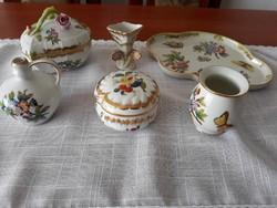 Herendi porcelánok egyben