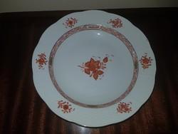 Herendi Apponyi leveses tányér