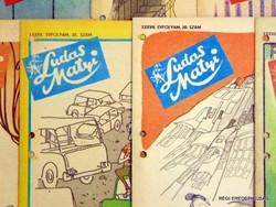 1988 november 2  /  Ludas Matyi  /  SZÜLETÉSNAPRA RÉGI EREDETI ÚJSÁG Ssz.:  6998