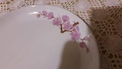 Alföldi cseresznyevirágos tál, asztalközép, kínáló
