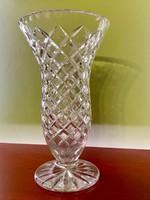 Gyönyörűséges ólomkristály váza