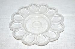Retro műanyag tojás kínáló  ( DBZ 00129 )