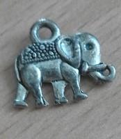 Aprócska elefánt medál