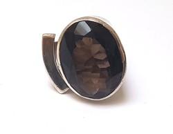 Ezüst gyűrű 55-56-os méret 25,28 gr