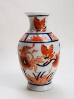 Kis méretű, kínai porcelán váza