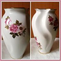Aquincum virágmintás váza