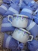 Zsolnay mokkás csészék 2 db