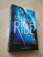 James Patterson: Az angyal-próba / Maximum Ride 1.