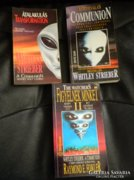 Whitley Strieber 3 könyv / UFO kutatás