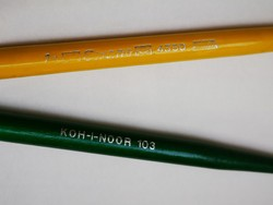 2 db régi fa tollszár koh-i-noor 103, swano 4350