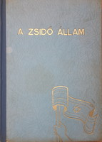 A ZSIDÓ ÁLLAM  -  JUDAIKA