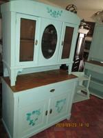 Népi  konyha szekrény