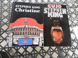 Stephen King _ Christine / CUJO