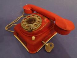 LEMEZ JÁTÉK TELEFON 50-es évekből