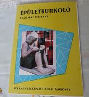 Zeles Gyula – Bán Lajos: Épületburkoló szakmai ismeret (Műszaki, 1970; tankönyv)