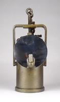 1B679 Régi bányászlámpa karbidlámpa