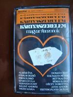 Kártyaszerelem-magyar sanzonok