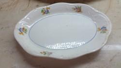 Porcelán kínáló eladó! Gránit jelzett  porcelán kis kínáló