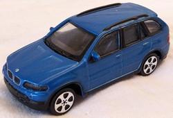BMW X5 Maisto fém modell, autó