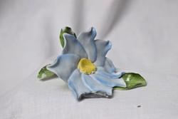 Herendi porcelán virág sérült
