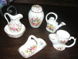 Hammersley   miniatűr   porcelán csodák