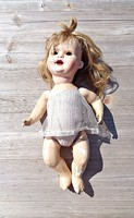 Old marked german doll