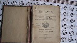 KIS LANTOS  + 3 cserkész / irredenta  daloskönyv