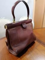 Retró bőr női táska.Alkudható!!