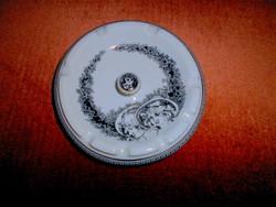 Hollóházi Jurcsák porcelán tál