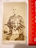 Coronini-Cronberg Graf, Johann Baptist,  (Sebastianutti, Trieste)  Ferenc József császár nevelője,