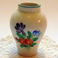 Herend-Tertia kis váza 6,5 cm