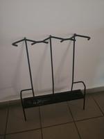 Szocreál vas esernyő tartó