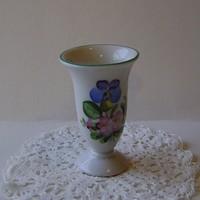 Herend-Tertia ibolya váza 6 cm