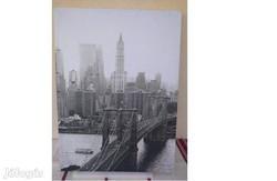 Vintage fali kép 78 x 58cm