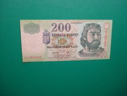 Ropogós 200 forint 2005 FC
