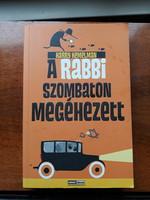Judaica/Judaika témajú könyv: A rabbi szombaton megéhezett