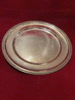 Ezüst Tál! Antik / 1800-as évek /súlya 387 g!