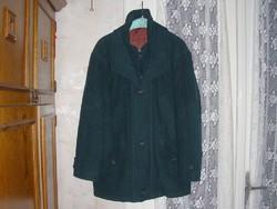 Férfi Cashmere kabát