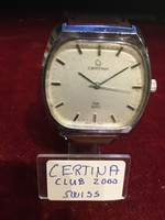 CERTINA Club 2000 svájci mechanikus karóra